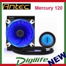 Antec Mercury 120 All In One Liquid CPU Cooler 120mm Fan