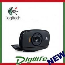 Logitech HD Webcam C525 HD 720p Video Mic 8 MP Photo Quality Autofocus