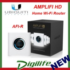 Ubiquiti AmpliFi High Density HD Home Wi-Fi Router 3x3MIMO Max Coverage 930 sqm