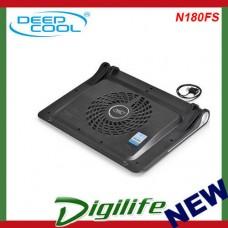 """Deepcool N180 FS 17"""" Notebook Cooler"""