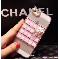Elegant and Exquiste phone Case for IPHONE5/5S Availiable in Pink White & Purple