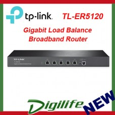 TP-LINK TL-ER5120 5-Port Gigabit Multi-Wan Load Balance Router