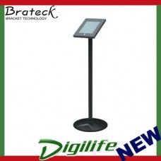 Brateck Anti-Theft Secure Enclosure Floor Stand for  iPad 2, 3, 4, Air& Air 2