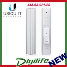 Ubiquiti AM-5AC21-60 5GHz 21dBi 2x2 MIMO BaseStation AirMax AC Sector Antenna