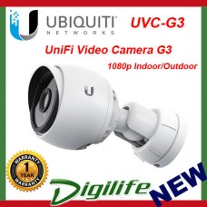Ubiquiti Networks UniFi G3 UVC-G3 1080p FHD H.264 IP Video Camera PoE HD