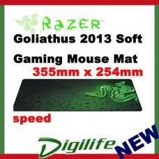 Razer Goliathus 2013 Soft Gaming Mouse Mat - medium SPEED 355mm x 254mm