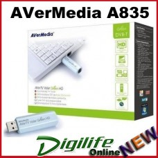 AVerMedia AVerTV Volar Green HD A835 USB TV Tuner with Mini Antenna