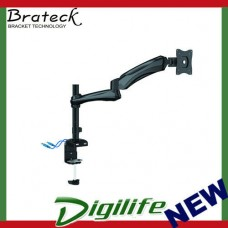 "Brateck Counterbalance LCD VESA Desk Mount With USB3.0 Port Fit From 13""-27"""