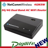 Netcomm 4GM3W 3G/4G Dual Band AC WiFi Router USB Share
