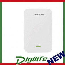 Linksys RE7000 MAX-STREAM AC1900+ Dual Band Wi-Fi Range Extender