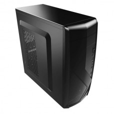 Aerocool Black CS-1102 Mid Tower Computer Case & 600w PSU (USB3)