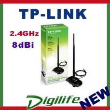 TP-Link TL-ANT2408C 2.4Ghz 8dBi Indoor Desktop Omni-directional Antenna SMA
