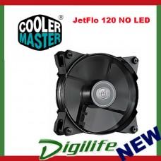 Cooler Master Jetflo 120mm Case Fan-Black non LED