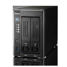 Thecus N2810 2 Bay Tower NAS Cel 1.6GHz/2GB/RAID 0-1/2xGbE