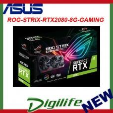ASUS ROG-STRIX-RTX2080-8G-GAMING GDDR6 8GB Graphics Card