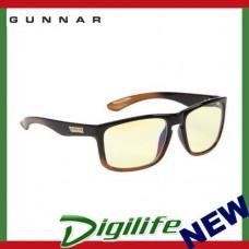 Gunnar Intercept 24K Amber Dark Ale Indoor Digital Eyewear GN-INT-07001