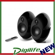 Edifier E25HD LUNA HD Bluetooth Speakers Black - BT 4.0/3.5mm AUX/Optical DSP