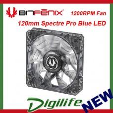 BitFenix Spectre PRO Series 120mm Blue LED Case Fan