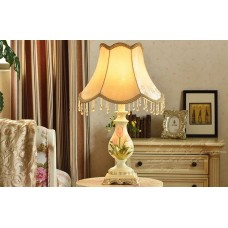 European-Style Elegant and Fashionable Bedside Lamp- D7