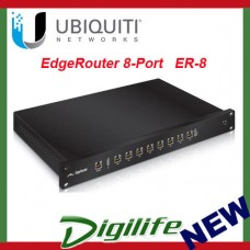 Ubiquiti Networks EdgeRouter ER-8 8 Port Gigabit Rackmount Router