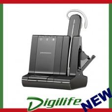 Plantronics Savi W745 Convertible Wireless UC DECT Headset System 86507-04