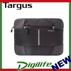 "Targus 13-14"" Bex II Laptop Sleeve - Black with black trim TSS87810AU"