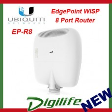 Ubiquiti EdgePoint EP-R8 8 Port Gigabit Weatherproof Outdoor WISP Router