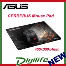 ASUS Cerberus Gaming Mouse Pad 400x300x4mm Mat