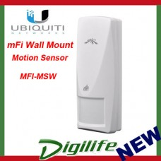 Ubiquiti Networks mFi Wall Mount Motion Sensor MFI-MSW