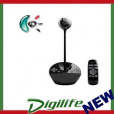Logitech BCC950 Conference Camera Built-in Speaker Mic Webcam System for PC Mac
