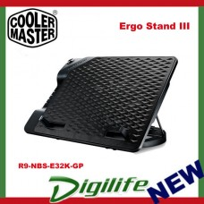 Cooler Master ErgoStand III Notebook Cooler - Ergo Stand III with 4 USB