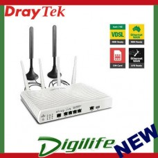 Draytek Vigor 2862Lac 4G LTE Multi-WAN Modem Router with SIM Slot DV2862Lac
