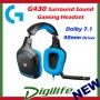 Logitech G430 Surround Sound Gaming Headset 7.1 Dolby NOISE-CANCELLING MIC