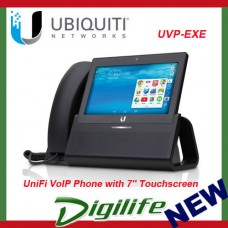 "Ubiquiti UniFi Voip Phone Exec VoIP Phone with 7"" Touchscreen"