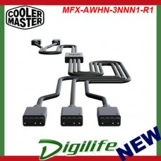 Cooler Master 1-to-3 ARGB Trident Fan Splitter Cable MFX-AWHN-3NNN1-R1