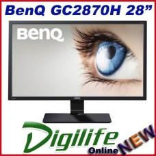 "BENQ GC2870H 28"" VA LED Full HD Monitor VGA/2xHDMI Eye-Care TILT STAND VESA"