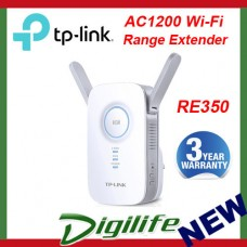 TP-Link RE350 AC1200 Universal Wi-Fi Range Extender Repeater