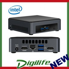 Intel 7th Gen Commercial NUC CORE I3-7100U 2.4 GHZ 3MB CACHE BLKNUC7I3DNK4E