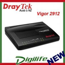 DrayTek Vigor 2912 Dual WAN Broadband Router 16 VPN tunnels DV2912