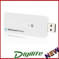 Netcomm NP930 Dual Band AC WiFi USB Adapter Dongle 802.11ac