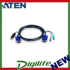 Aten 3m USB KVM Cable to suit CS91x, CS8xA, CS913x  2L-5503UP
