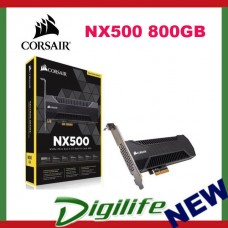 Corsair Neutron NX500 800GB NVMe PCIe x4 SSD Read/Write 2800/1600MB/s Upto 300K