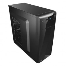 Aerocool Black CS-1101 Mid Tower PC Case & 600W PSU (USB3)