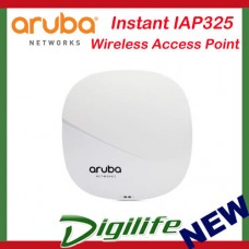 Aruba Instant IAP-325 Wireless Access Point 802.11n/ac Dual radio 4x4:4 MU-MIMO