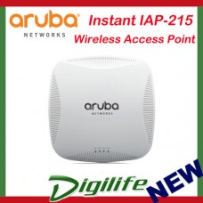 Aruba Instant IAP-215 Wireless Access Point 802.11n/ac Dual radio 3x3:3 AP