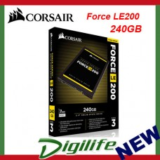 Corsair Force Series LE200 240GB SATA 3 6Gb/s SSD TLC 560/530 MB/s 77/40K 7mm