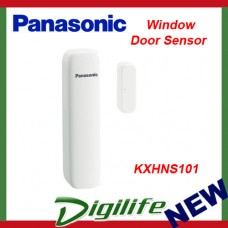 Panasonic Add-On Window / Door Sensor for Connected Home System KX-HNS101AZW