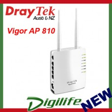 Draytek Vigor AP810 AC1200 Access Point VLAN, PoE, USB Pritner DAP810
