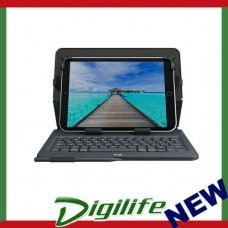 "LOGITECH UNIVERSAL FOLIO Tablet Keyboard Cover Case fits 9-10"" iPad Android Wifi"