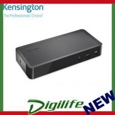Kensington SD4700P USB Type-C Hybrid Universal Docking Station 38240